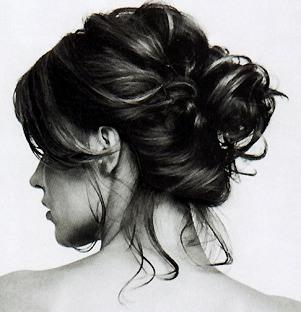 How to Get a Messy Bun