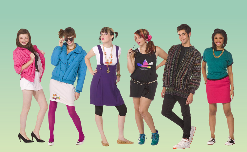 80s outfits