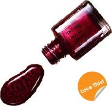 chocolate nail polish