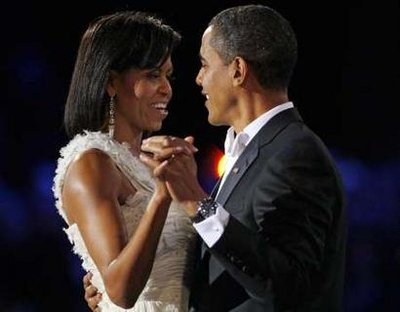 Michelle Obama's Inaugural Ball Gown