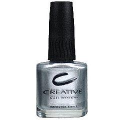 Creative Silver Nail Polish