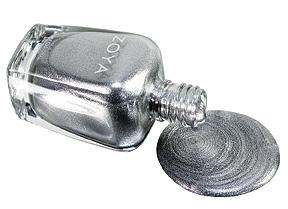 Quicksilver: Hot New Nail Polish