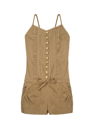 Romper for the Busy Traveling Girl
