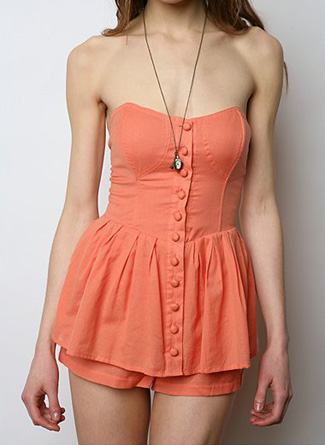Romper for the Curvy Girl