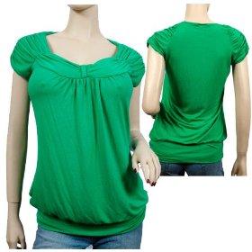 Banded Hemline Shirt