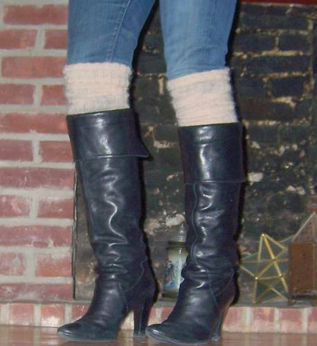 Leg Warmers With Skinny Jeans