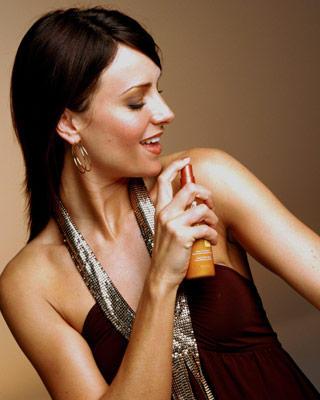 Self tanner for fair sensitive skin