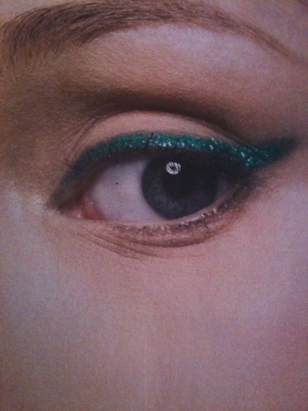 Go Green…With Your Eyeshadow