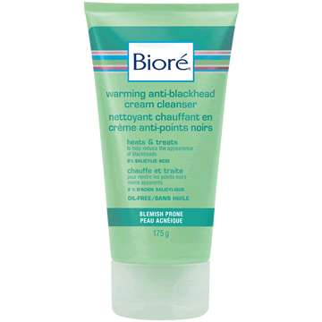 Biore Pore Perfect Warming Cleanser Product Review