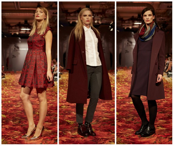 How to Pull Off the Color Of the Season: Burgundy