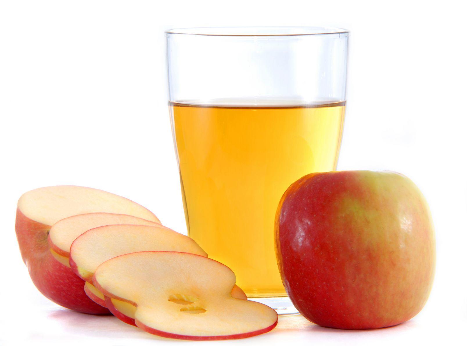 apple cider vinegar to lighten hair