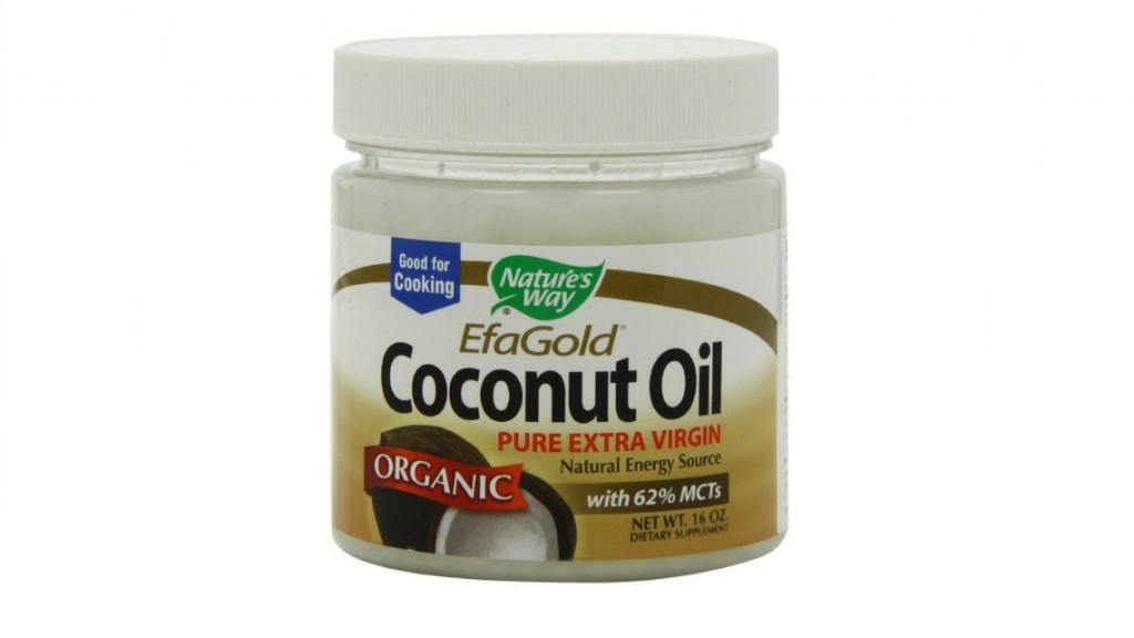 coconut oil as moisturizer