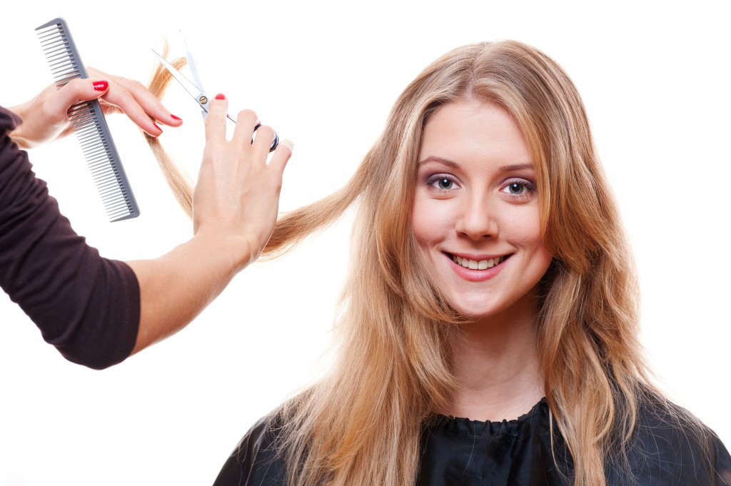 Get A Trim | 10 Healthy Hair Tips For Strong, Shiny Hair
