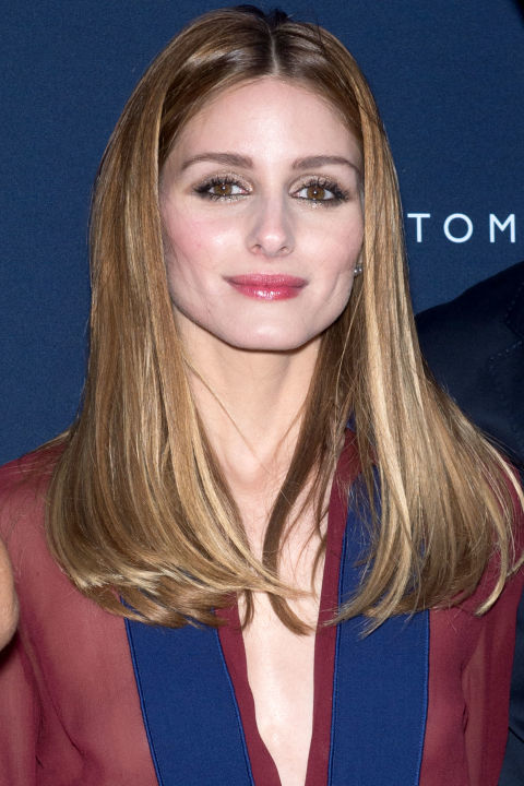 olivia palermo's blunt ends