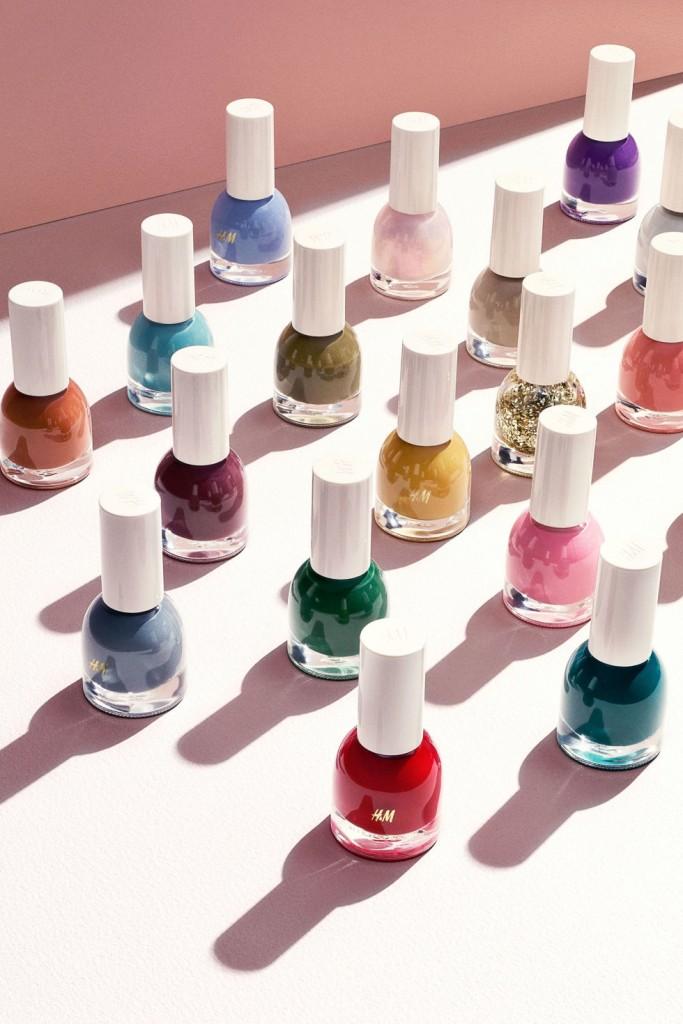 H&m nail polish collection
