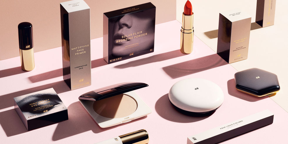 h&m beauty collection to start in fall