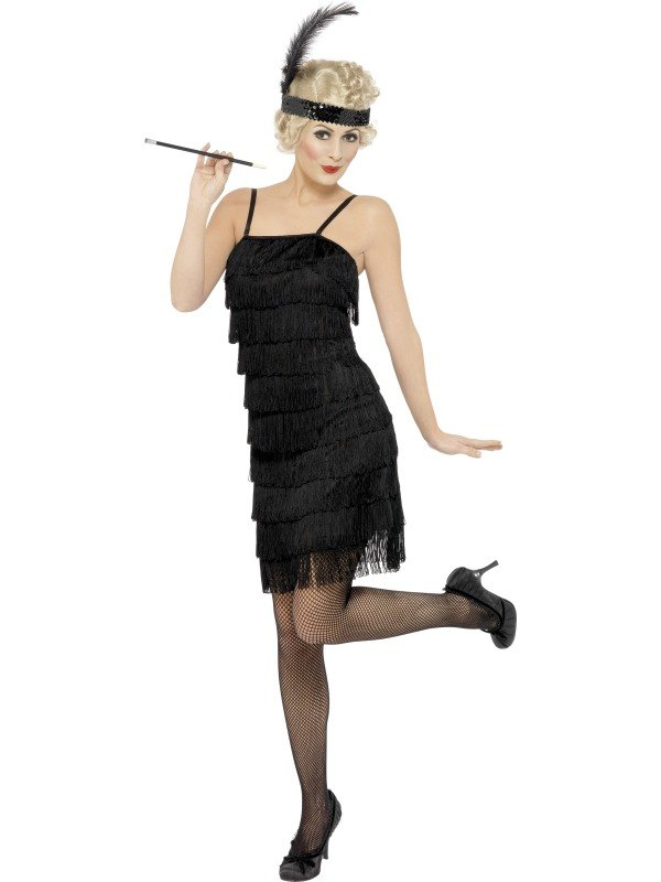 20s flapper halloween costume