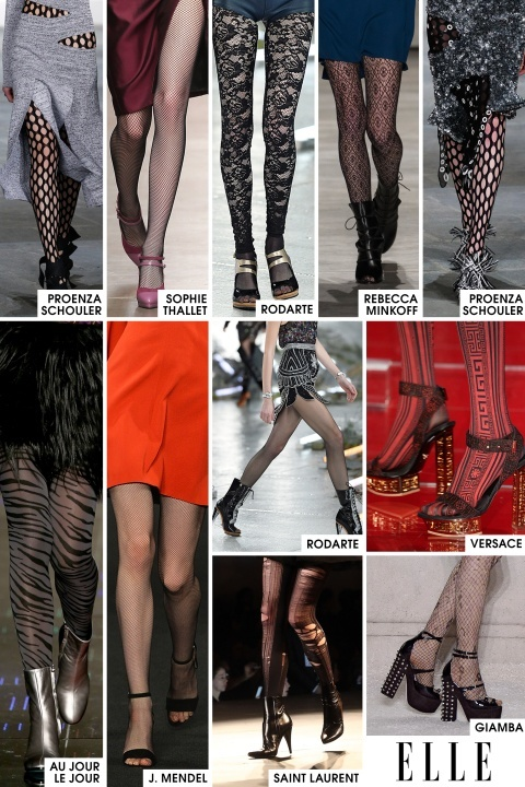 How to Wear Leggings or Tights