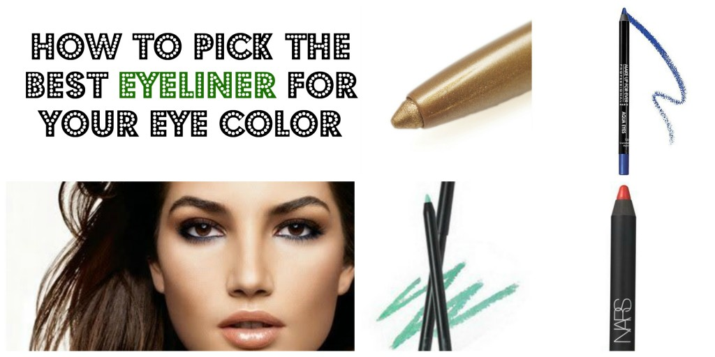eyeliner color for your eyes