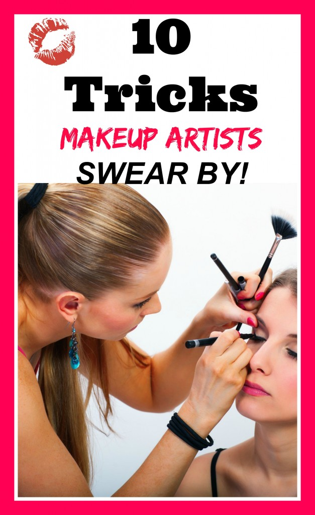 tricks makeup artists swear by