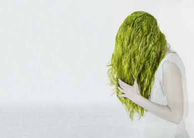 how to get rid of green tint in hair