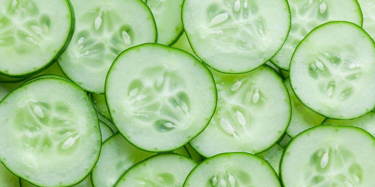 Cucumber Juice For Dark Circles