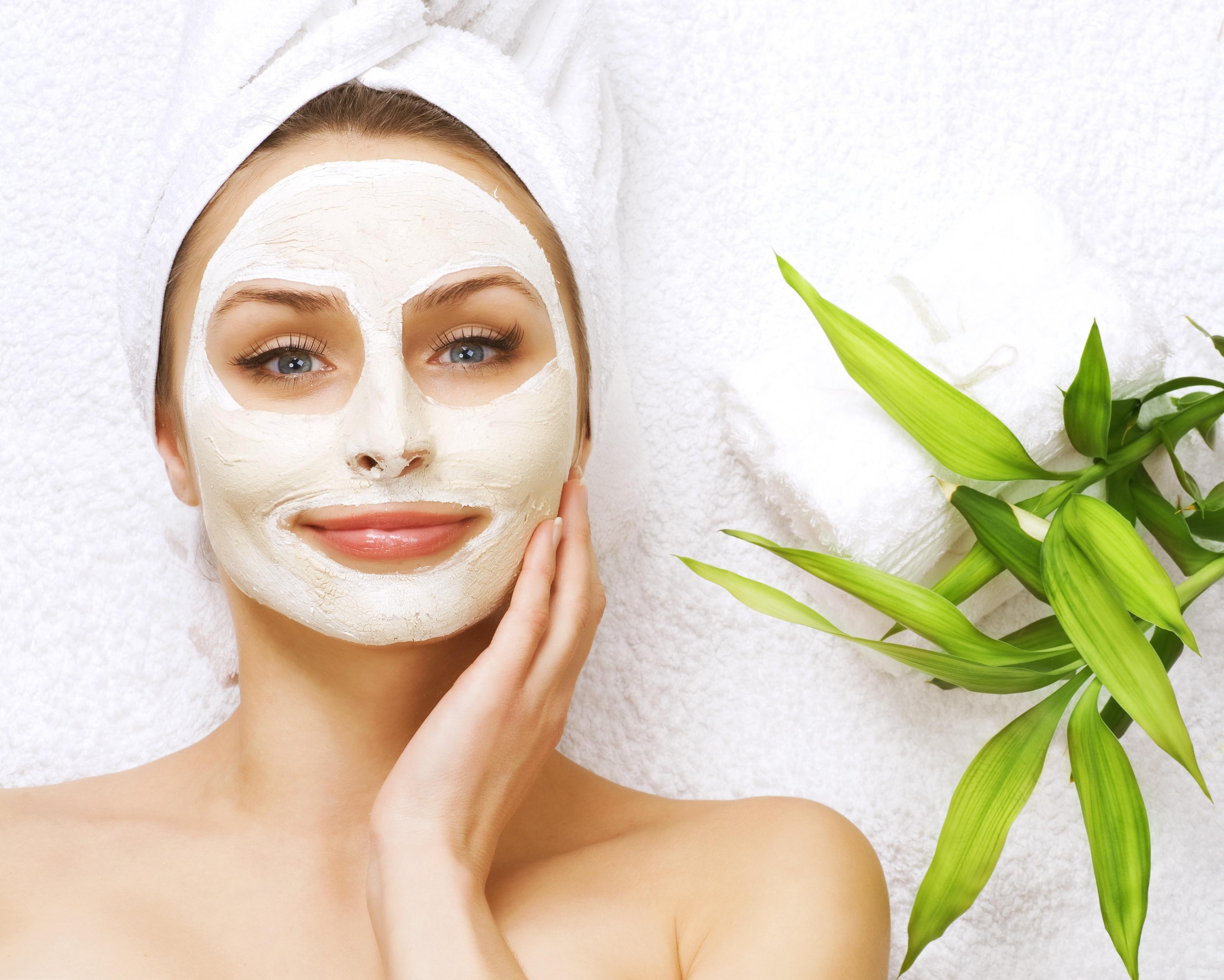 Natural Dry Skin Face Mask