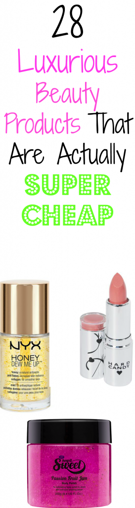 luxurious beauty products