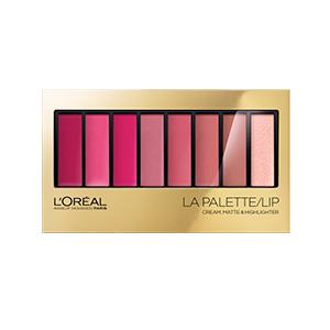 L'Oreal Paris Colour Riche La Palette Lip