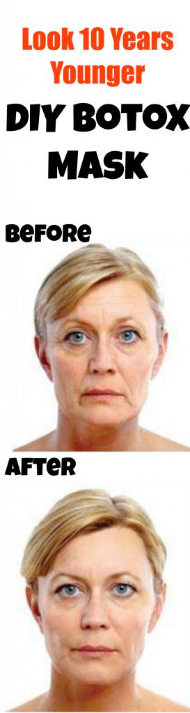 DIY Botox Mask