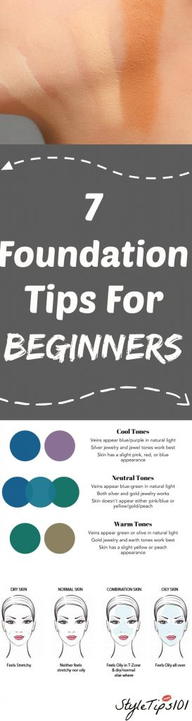 foundation tips for beginners