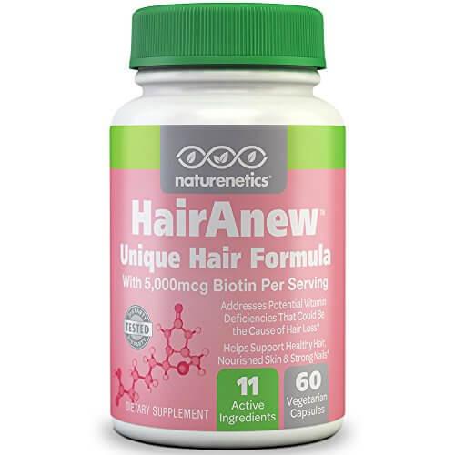 5 Best Hair Growth Supplements