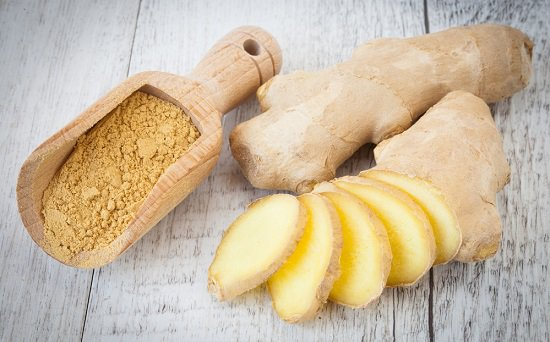 Beauty and Health Benefits of Ginger