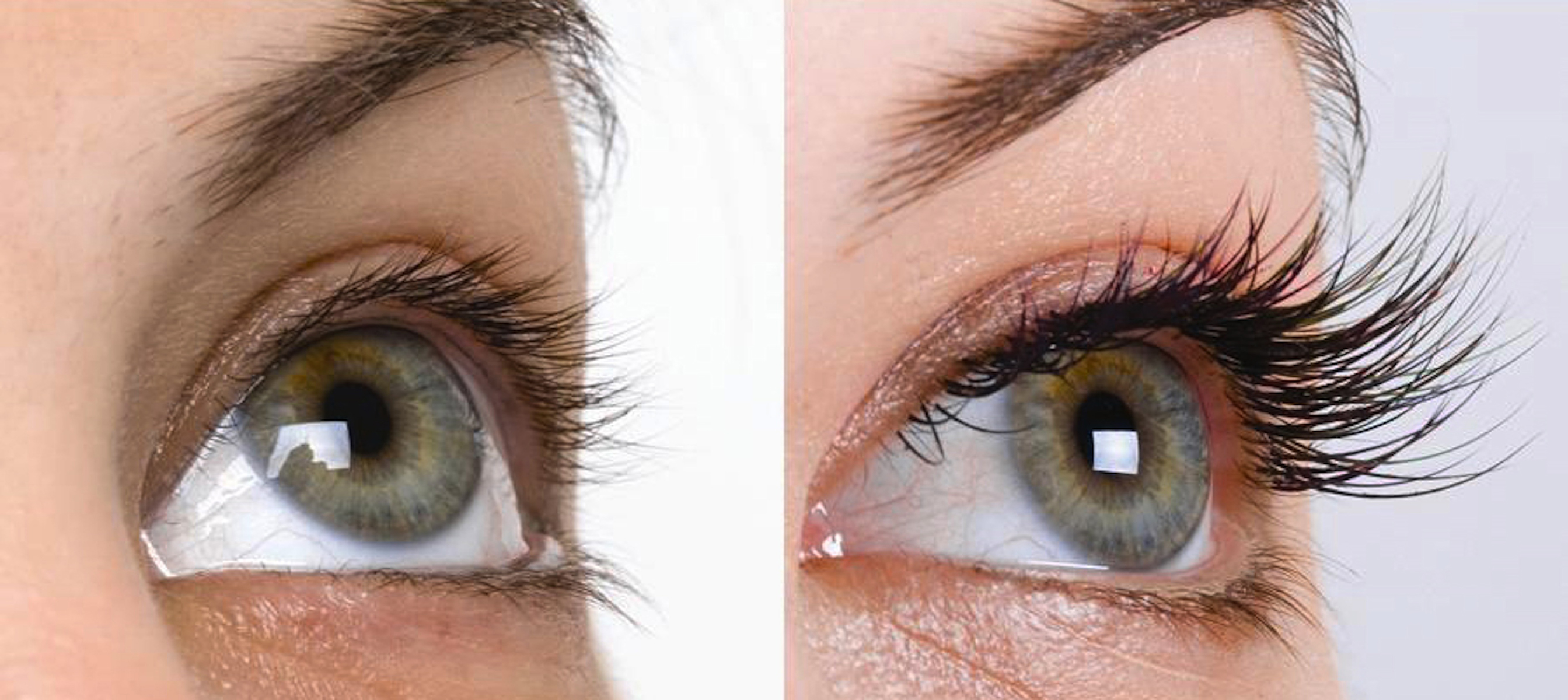 DIY Eyelash Lengthening Serum