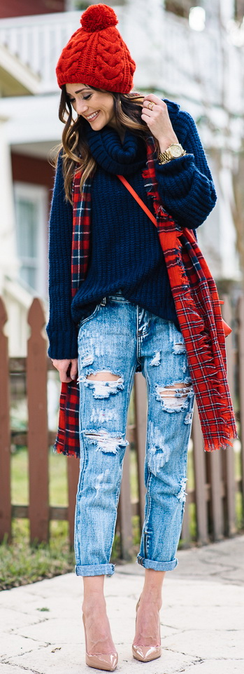 32 Fabulous Fall Outfits You'll Want to Steal