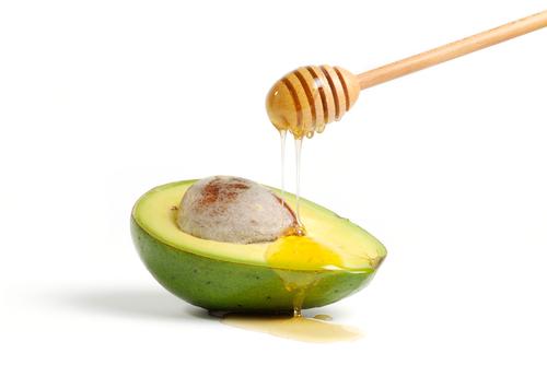 Honey & Avocado Face Mask For Aging Skin