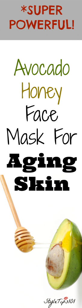 face mask for aging skin