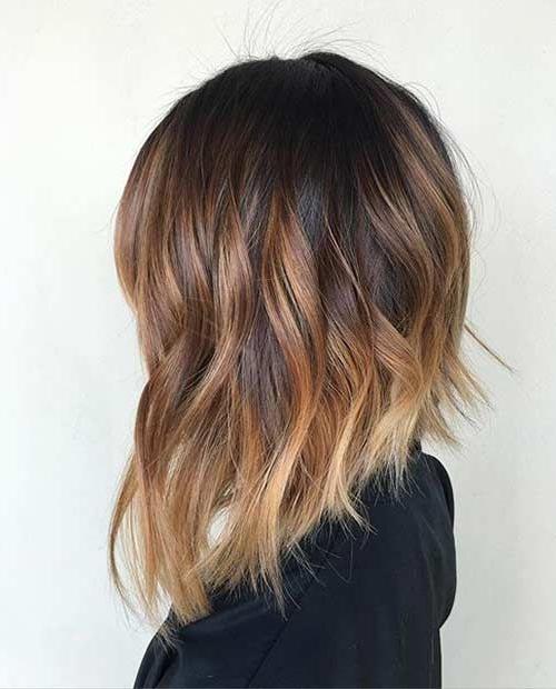 blonde-brunette