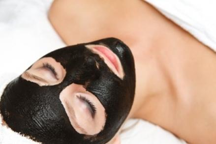 DIY Charcoal & Bentonite Face Mask
