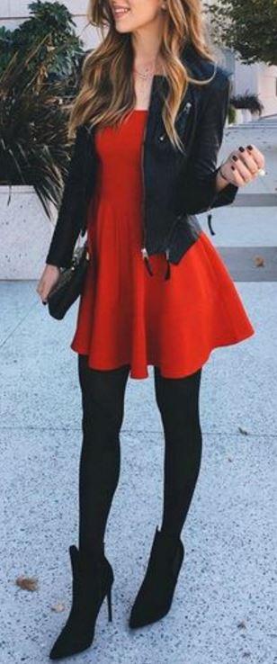 little-red-dress