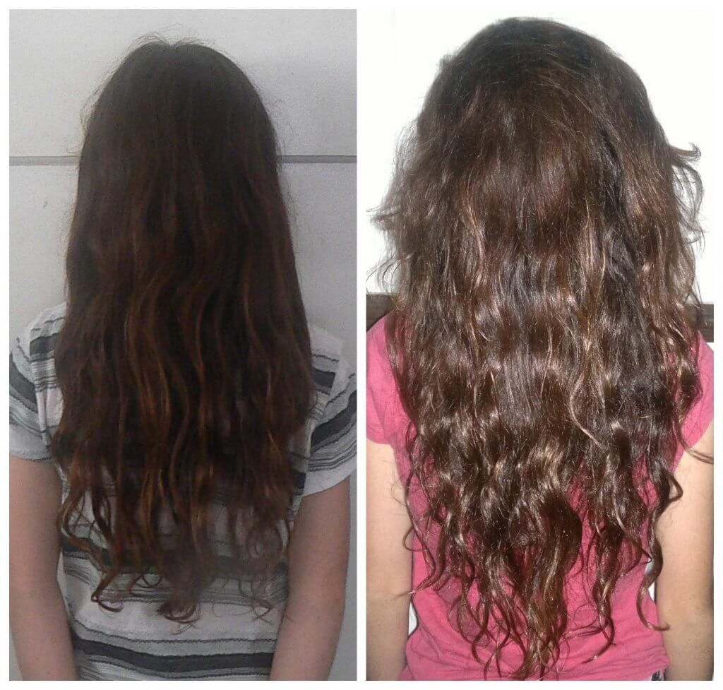 hair styling 101 how to grow healthy hair 3084 | long hair before and after2 1024x977