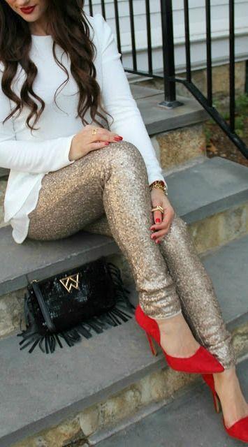 sequin-leggings