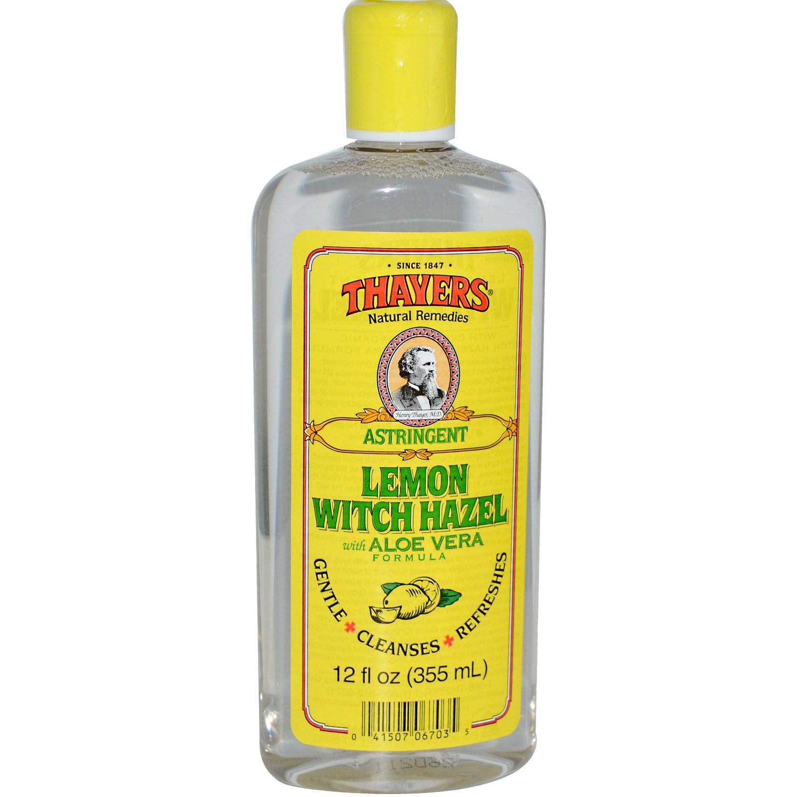 Witch jazel