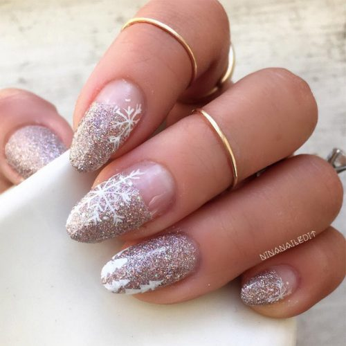 All That Glitters Nails