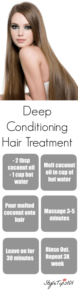 hair treatment