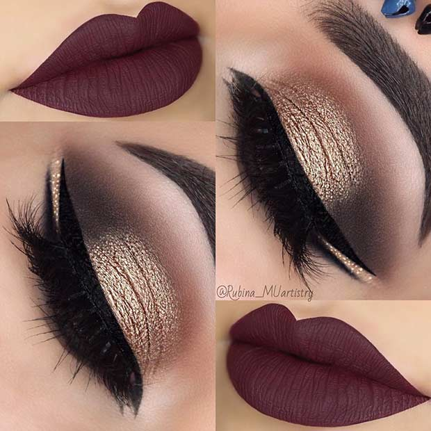 gold-eyes-and-plum-lips