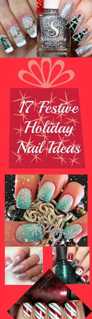 holiday nail ideas