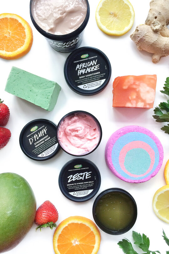 Are Lush Products Really All Natural