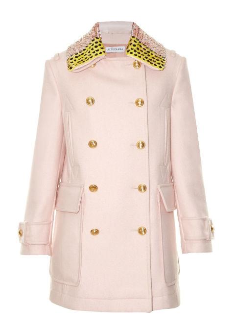 2017 winter coats trends - detachable collar coat