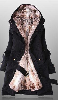 2017 winter coats trends detachable plus liner thick cotton windbreaker jacket coat